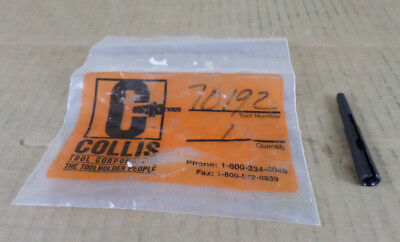 Collis Tool Corp. 70192 Size B Taper Extension Collet