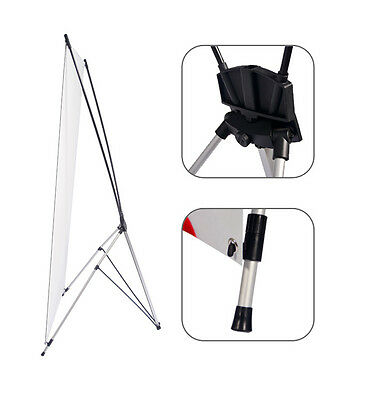 """X Banner Stand Tripod Trade Show Display 24""""x63"""""""