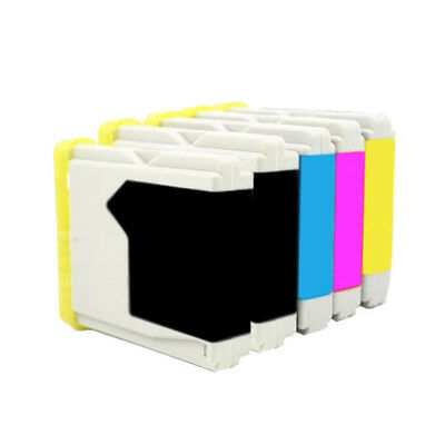 5 Tinta Compatible Brother Lc 1000 Lc1000 Lc 970 Lc970 Fax 1360 1560 1860C 1960C
