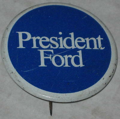 1976 President Ford Campaign Pin
