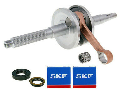 Kurbelwelle SET + Lager Power Star Racing Power Motorro-City 50 2T 12mm 16mm