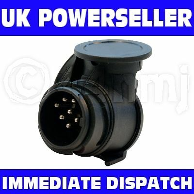 NEW- 13 pin Towbar Socket to 7 pin Trailer Plug Adaptor