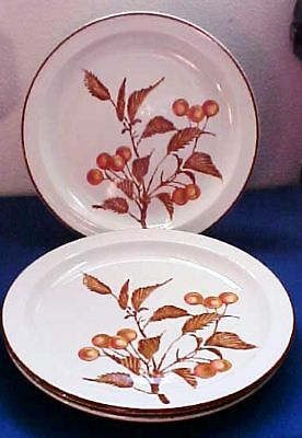 3 Midwinter Stonehenge England Wild Cherry Dinner Plate