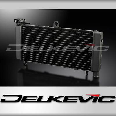 NEW Radiator FREE Post to UK Aluminum Replaces OEM CB600F Hornet 98-03