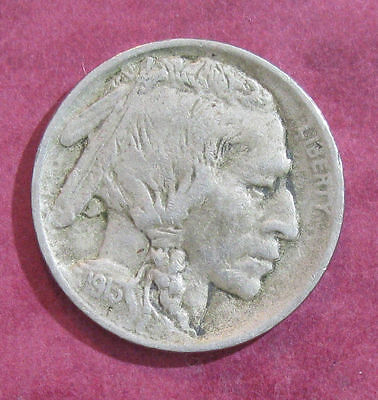 1913 Type I VF-XF Buffalo Nickel