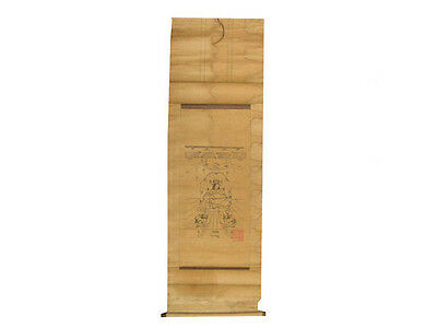 Old Scroll BENZAITEN from Itsukushima