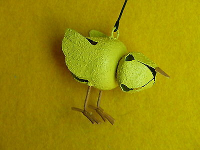 Collect-A-Bells Yellow Chicken / Chick-Jingle-Garden-Plants