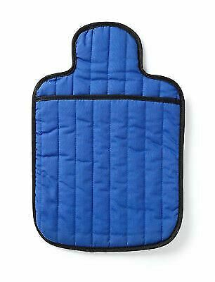 Hotties Quilted Blue Microwave Hot Water Bottle Heat Pad Hand Body Warmer