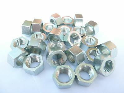 25 Cycle Thread Nuts 5/16 Reduced Hexagon Magneto & Carb flanges CEI BSCY