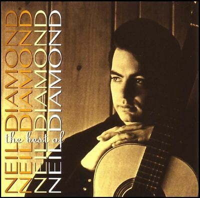 NEIL DIAMOND - THE BEST OF CD ~ 60's / 70's GREATEST HITS *NEW*
