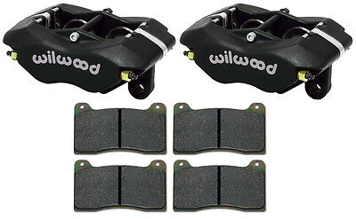 "Wilwood Forged Narrow Dynalite Brake Calipers & Pads,0.38"" Disc,1.38"",racing"