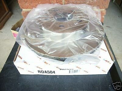 FORD FALCON BA BF and FG FRONT BRAKE ROTORS .. BRAND NEW .. RDA504