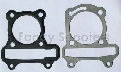 GY6 139QMB Engine CYLINDER TOP & BASE GASKET TAOTAO,SUNL,JONWAY 50CC SCOOTERS