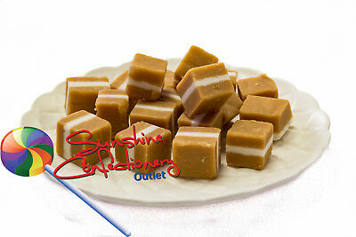 Jersey Caramels Lollies  -  500G -  Candy & Sweets