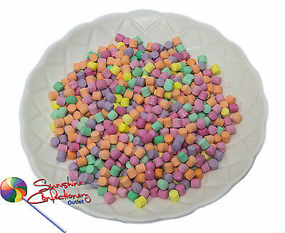 Mini Florals Drop Candy Lollies - 1kg  -  Bulk Wedding Confectionery, Old School
