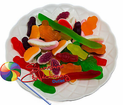 GLUTEN FREE PARTY MIX LOLLIES - 1KG - Wheat Free Sweets