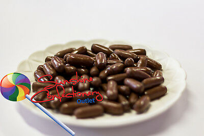 MILK CHOCOLATE BULLETS  -  900 grams - Party Lollies