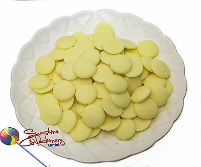 WHITE COMPOUND CHOCOLATE - 1kg - Cadbury Chocolate