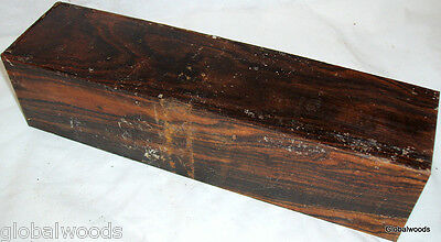 Bocote Wood for Woodturning Peppermills Pool Cues Gun Grips 3x3x12 SHIPPED FREE