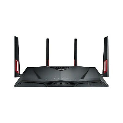 Asus RT-AC88U AC3100 Dual Band WiFi Wireless MU-MIMO Gigabit Router NBN Ready
