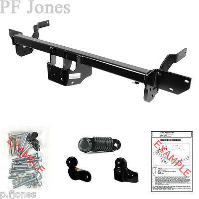 Towbar for Peugeot Boxer Van 2006 On - Flange Tow Bar