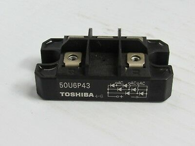 New Toshiba 50U6P43 Rectifier Power Module