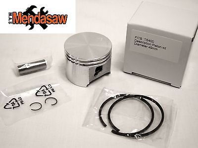 Spare Parts For Stihl Ts400 Piston & Rings Kit, Assembly