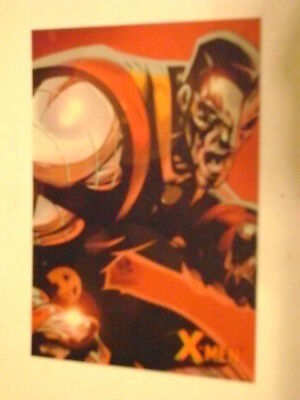 X-MEN ARCHIVES RITTENHOUSE 2009 BASE CARD #13 COLOSSUS