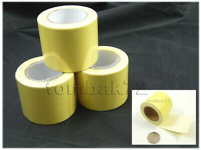 3pc Strong CARPET Cork Tiles TO FLOOR FIXING TAPE Double Sided Adhesive Sticky