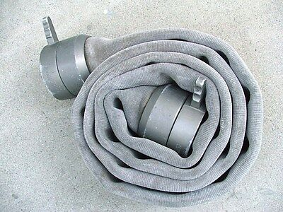 "ACTION 4"" NH female x 12 ft. Double jacket FIRE HOSE"
