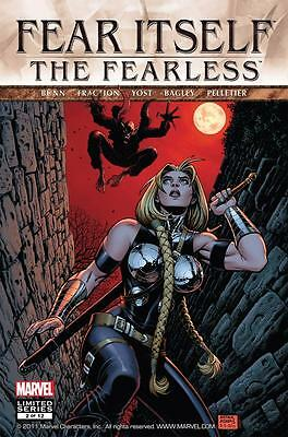 Fear Itself: The Fearless #2 Of 12 Nm Arthur Adams Cover