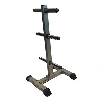 New Olympic Weight plates storage rack for home & gym