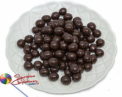 Dark Chocolate Coffee  Beans - 1kg - CHOCOLATES Postage Included