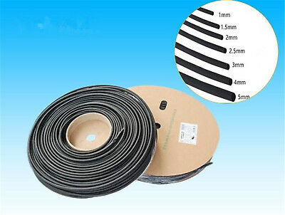 5m 16mm Inner Diameter Insulation Heat Shrink Tubing Wire Cable Wrap