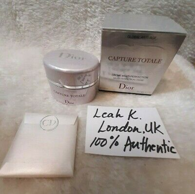 100% Authentic CDior Totale Multi-Perfection Creme 50ML Sealed