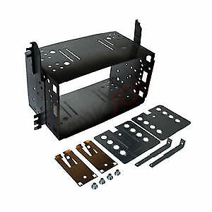 DFPK-31-01 CD RADIO STEREO DOUBLE DIN FASCIA FACIA PANEL KIT FITS HYUNDAI i30
