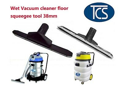 38mm Squeegee Vacuum Cleaner Floor Tool (Fits a 38mm double bended wand)