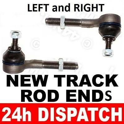 Peugeot 307 inc HDi LEFT + RIGHT Steering Tie Track Rod Ends