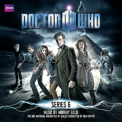 Doctor Who - Music From Series 6 2CD