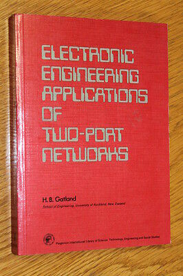 Electronic Engineering Apps Of Two-Port Networks Vgc Pb