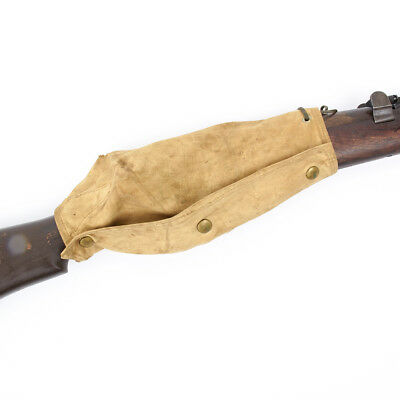 Original British WWI SMLE Cover- Dated & Regimentally Marked