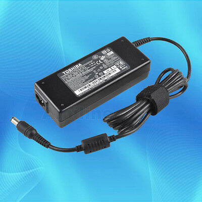 Genuine AC Power Adapter Toshiba Satellite M55-S135 5A 75W LAPTOP CHARGER OEM