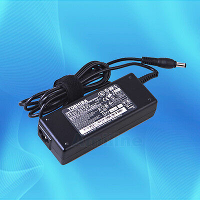 Genuine Ac Adapter Charger For Toshiba L505D-GS6000 75W Laptop Power Supply Cord