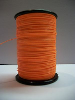 Sunset Orange BCY 3D Archery Bow String Serving