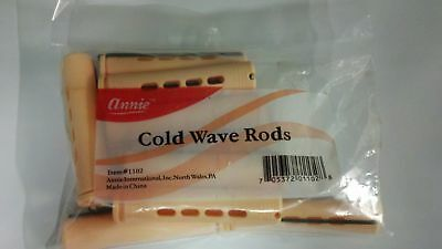 Annie Jumbo Cold Wave Rods Sandy 12 Ct. #1102