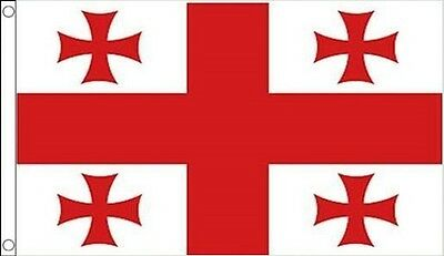 KNIGHTS TEMPLAR FLAG 3' x 2' Old Medieval Crusaders Flags