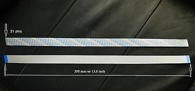 Roland Head Cable Flat Ribbon13inch - (350mm) 21 pins US Ship