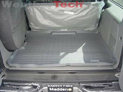 WeatherTech Cargo Liner Trunk Mat for Ford Excursion - 2000-2005 - Small - Grey
