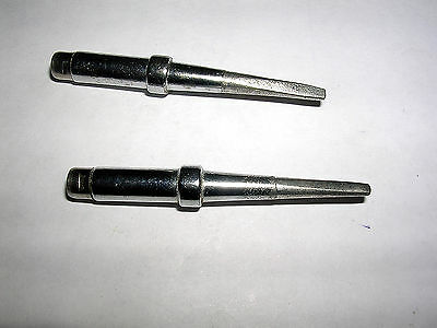 """HEXACON  SOLDERING IRON REPLACEMENT TIP HT105X  NEW 2PC 1//8/"""""""