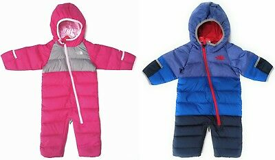 New The North Face Toasty Toes Insulated Bunting Baby Infant Kids Children